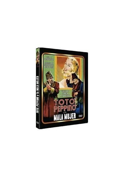 Toto, Peppino Y La Mala Mujer (Totò, Peppino E... La Mala Femmina)
