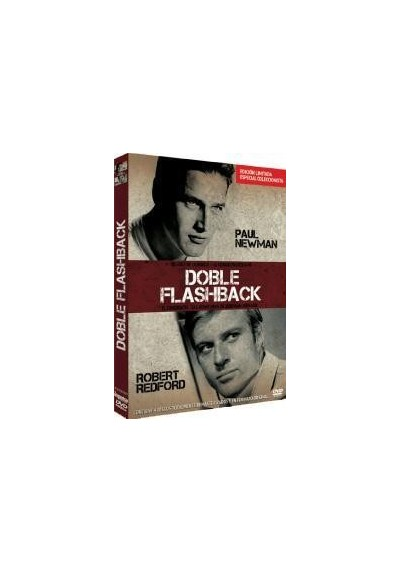 Paul Newman / Robert Redford : Doble Flashback