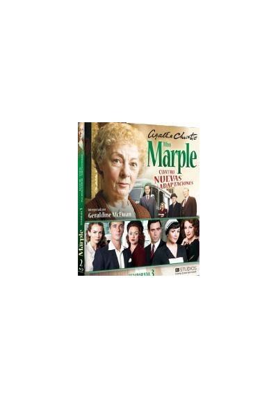 Agatha Christie (Miss Marple) - Cuatro Nuevas Adaptaciones (Temporada 3)