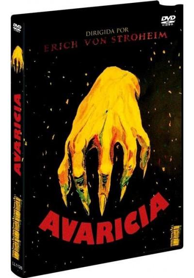 Avaricia (Greed)