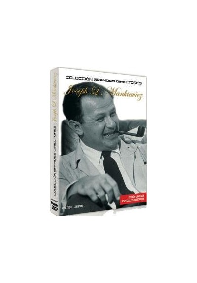 Joseph L. Makiewicz - Coleccion Grande Directores