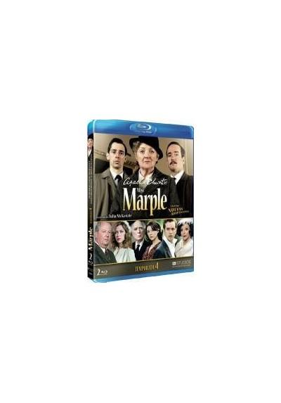 Agatha Christie (Miss Marple) - Cuatro Nuevas Adaptaciones (Temporada 4) (Blu-Ray)