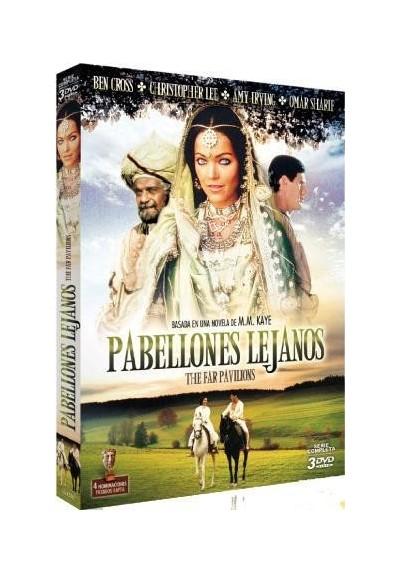 Pabellones Lejanos (The Far Pavilions)