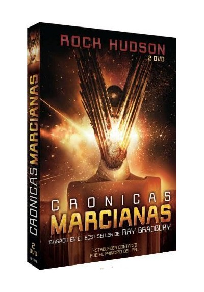 Cronicas Marcianas (The Martian Chronicles) (DVD-r)