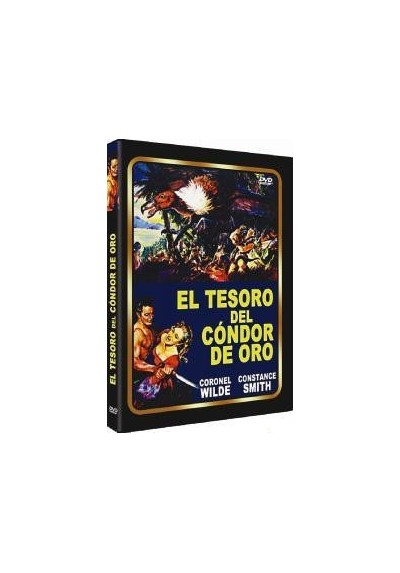 El Tesoro Del Condor De Oro (Treasure Of The Golden Condor)