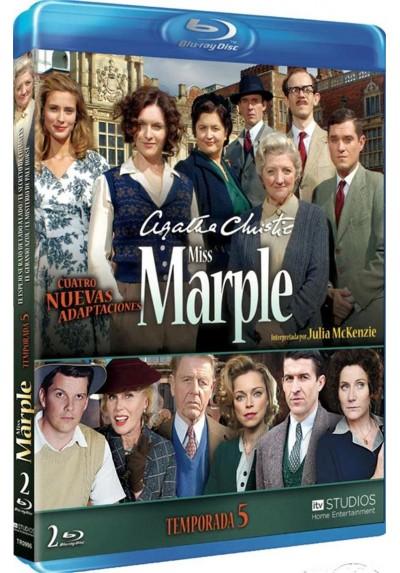 Agatha Christie (Miss Marple) - Cuatro Nuevas Adaptaciones (Temporada 5) (Blu-Ray)