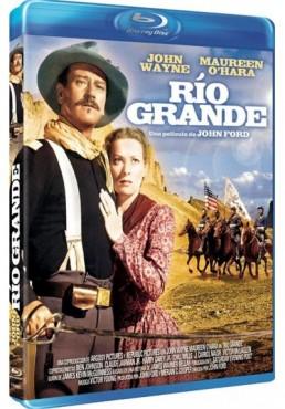 Rio Grande (Blu-Ray) (BD-R)