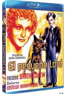 El Pequeño Lord (Blu-Ray) (Little Lord Fauntleroy)