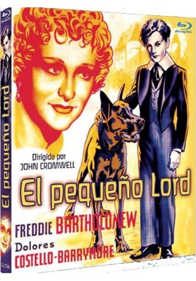 El Pequeño Lord (Little Lord Fauntleroy)