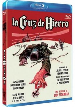 La Cruz De Hierro (Blu-Ray) (Cross Of Iron)