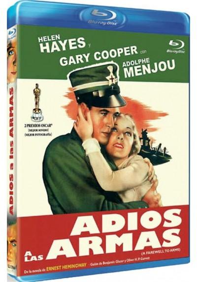 Adios A Las Armas (Blu-Ray) (A Farewell To Arms)