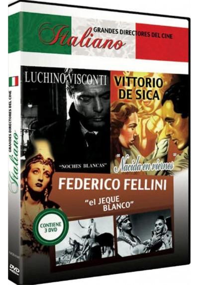 Grandes Directores Del Cine Italiano