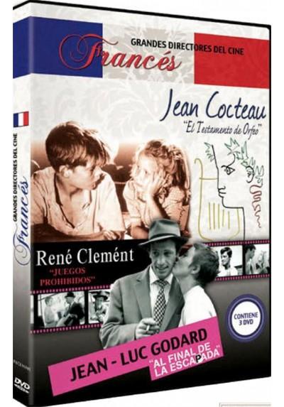 Grandes Directores Del Cine Frances
