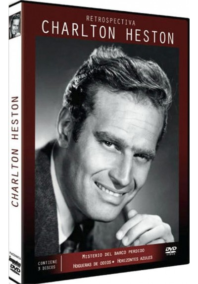 Charlton Heston : Retrospectiva