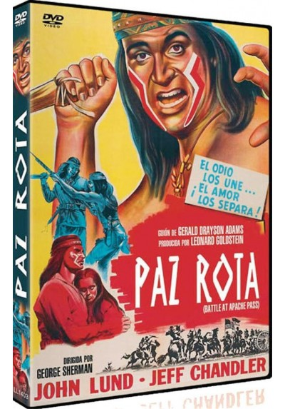 Paz Rota (Battle At Apache Pass)