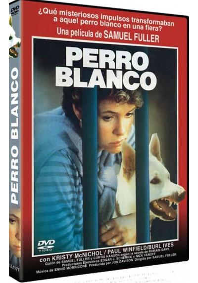 Perro Blanco (White Dog)