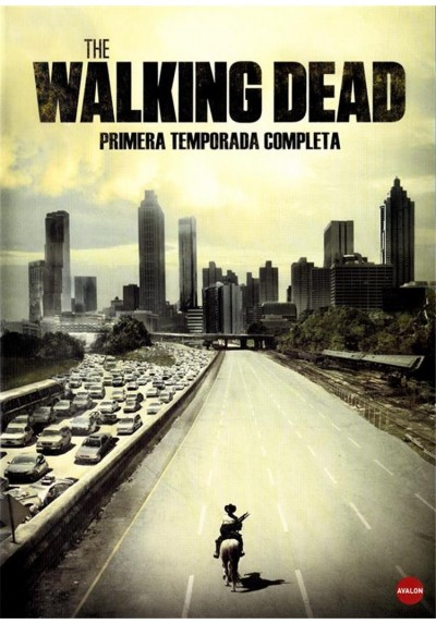 The Walking Dead - 1ª Temporada (Ed. Especial)