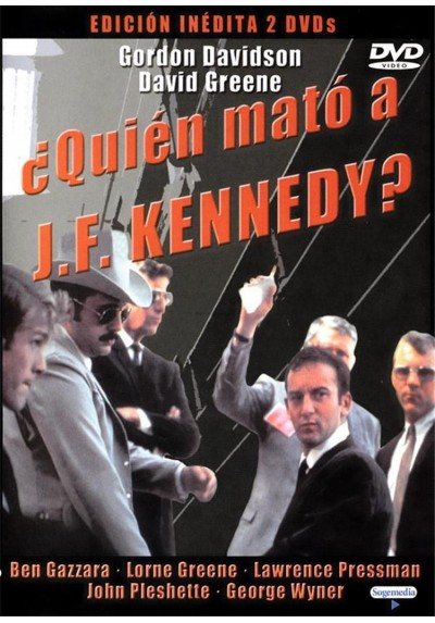 Quien Mato A J.F. Kennedy? (The Trial Of Lee Harvey Oswald)