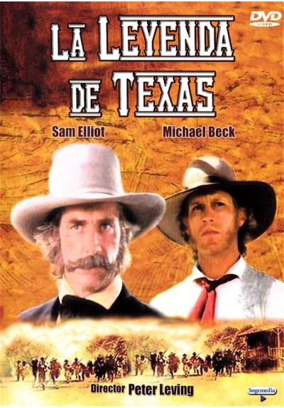 La Leyenda De Texas (Houston : The Legend Of Texas)