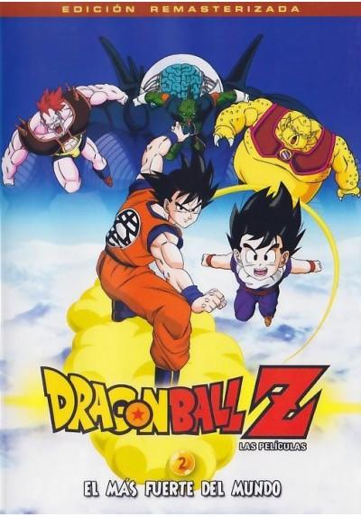 Dragon Ball Z : El Mas Fuerte Del Mundo (Las Peliculas)