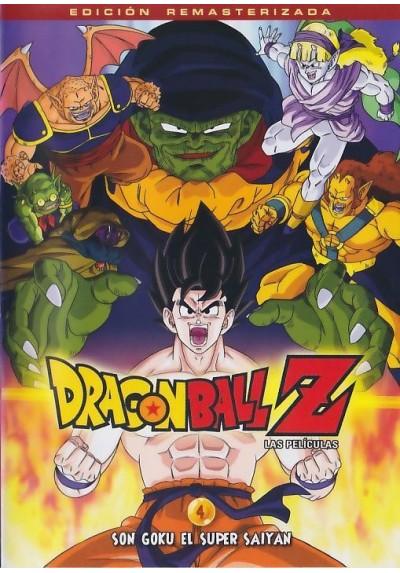 Dragon Ball Z : Son Goku El Super Saiyan (Las Peliculas)