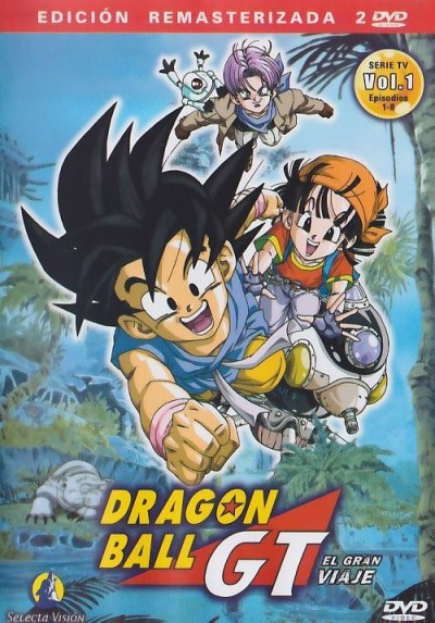 Dragon Ball Gt - La Saga De Baby : Vol. 1 (Episodios 1 - 8)