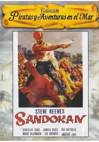 Sandokan (1964) (Sandokan, La Tigre De Mompracem)