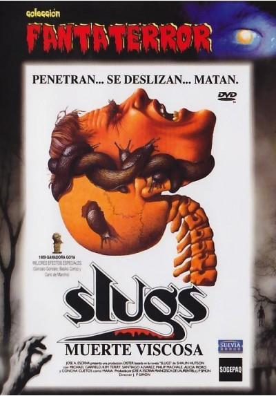 Slugs, Muerte Viscosa - Coleccion Fantaterror