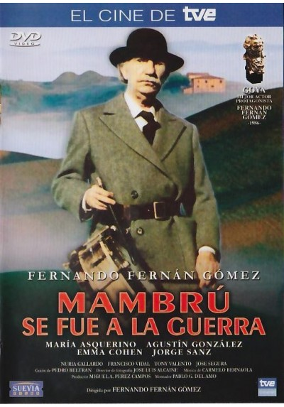Mambru Se Fue A La Guerra (El Cine De Tve)