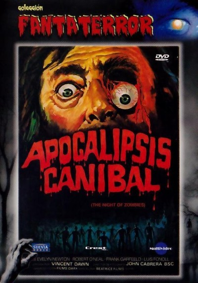 Apocalipsis Caníbal - Coleccion Fantaterror (The nigh of zoombies)