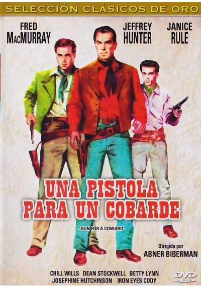 Una Pistola Para Un Cobarde (Gun For A Coward)