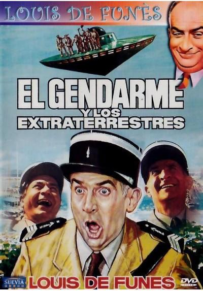 El Gendarme Y Los Extraterrestres (Le Gendarme Et Les Extra-Terrestres)