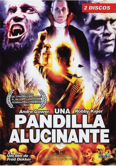 Una Pandilla Alucinante (The Monster Squad)