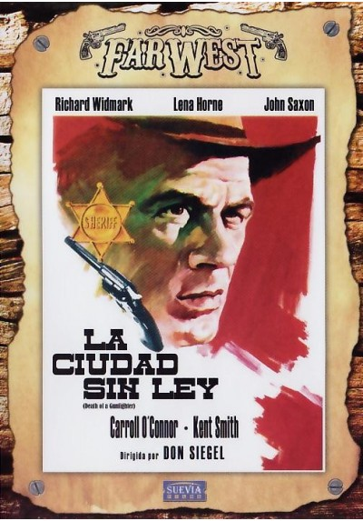 La Ciudad Sin Ley (1969) - Coleccion Far West (The Appaloosa)