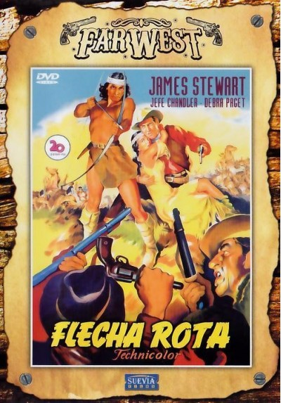 Flecha Rota - Coleccion Far West (The Appaloosa)