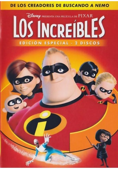 Los Increibles (The Incredibles)