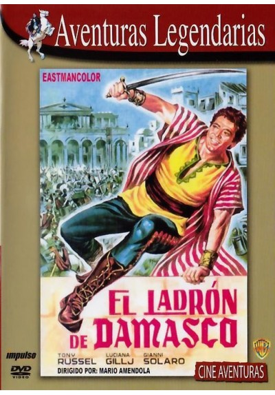 El Ladron De Damasco (Il Ladro Di Damasco)