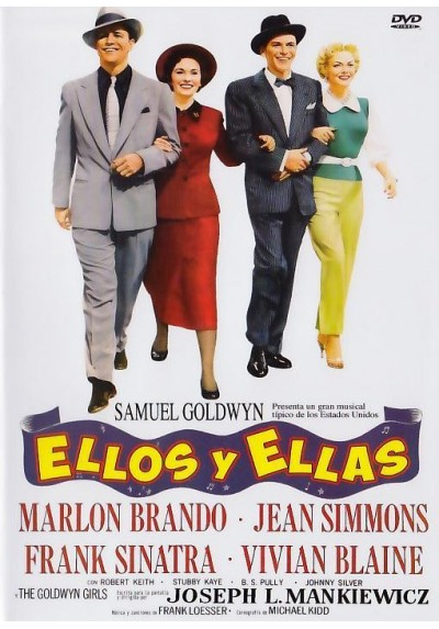 Ellos Y Ellas (Guys And Dolls)