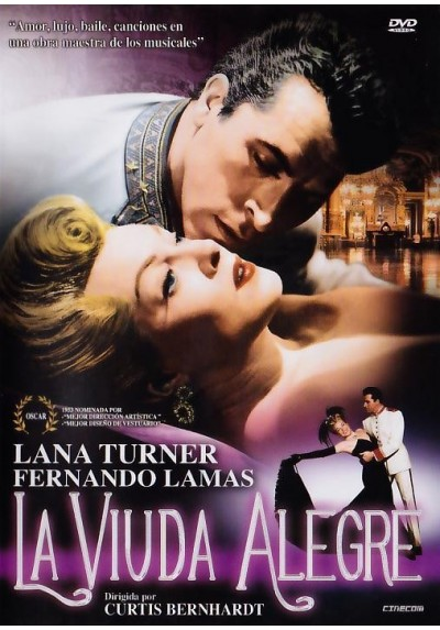 La Viuda Alegre (1952) (The Merry Widow)
