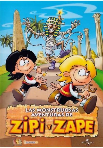 Las Monstruosas Aventuras De Zipi Y Zape