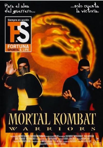 Mortal Kombat : Warriors