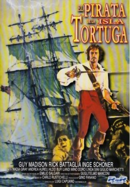 El Pirata De La Isla Tortuga (L´aventureiro Della Tortuga)