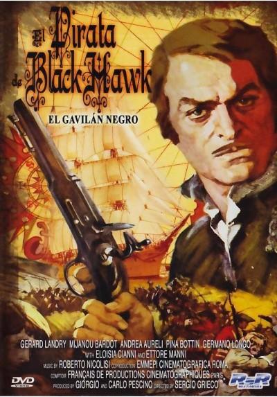 El Pirata de BlackHawk - El Gavilan negro (1958)