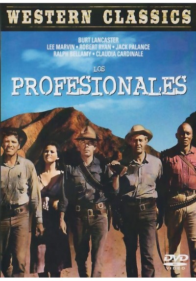 Los Profesionales (The Professionals)