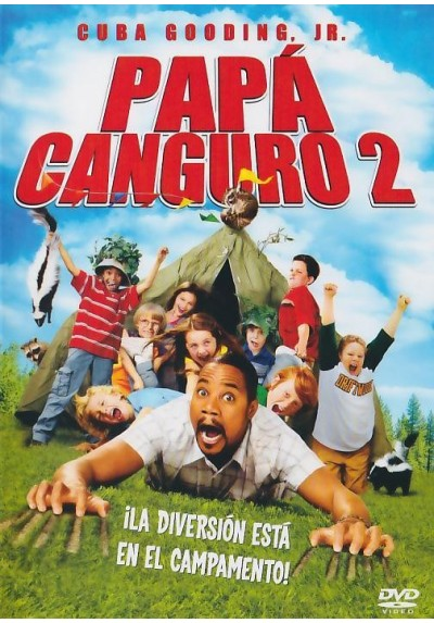 Papa Canguro 2 (Daddy Day Camp)