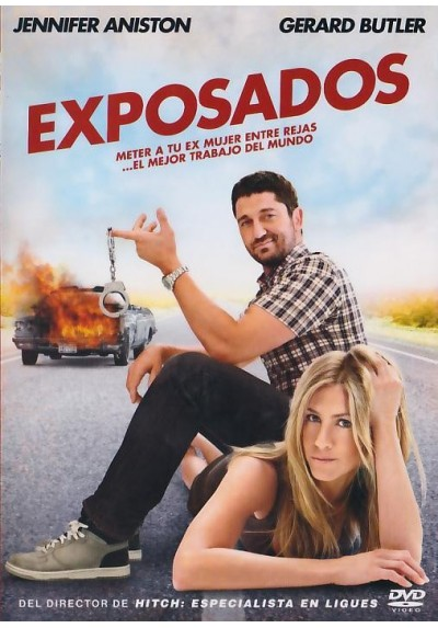 Exposados (The Bounty Hunter)