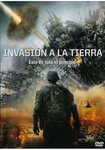 Invasion A La Tierra (Battle Los Angeles)