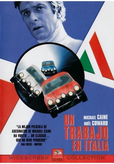 Un Trabajo En Italia (The Italian Job)