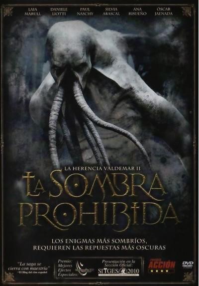 La Sombra Prohibida (Herencia Valdemar 2)