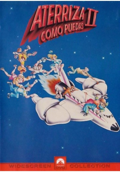 Aterriza Como Puedas II (Airplane II)